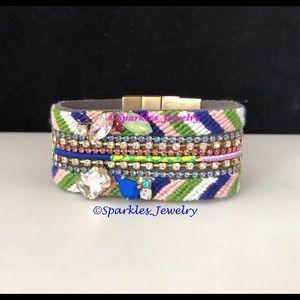 Plunder JULY POSSE Boho Magnetic Bracelet